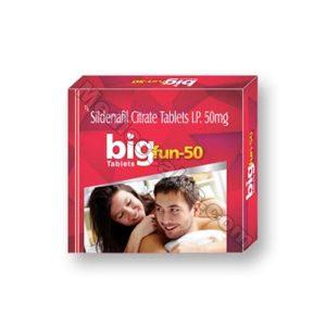 Bigfun 50 mg